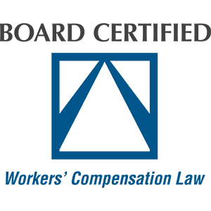 board certified workers compensation law