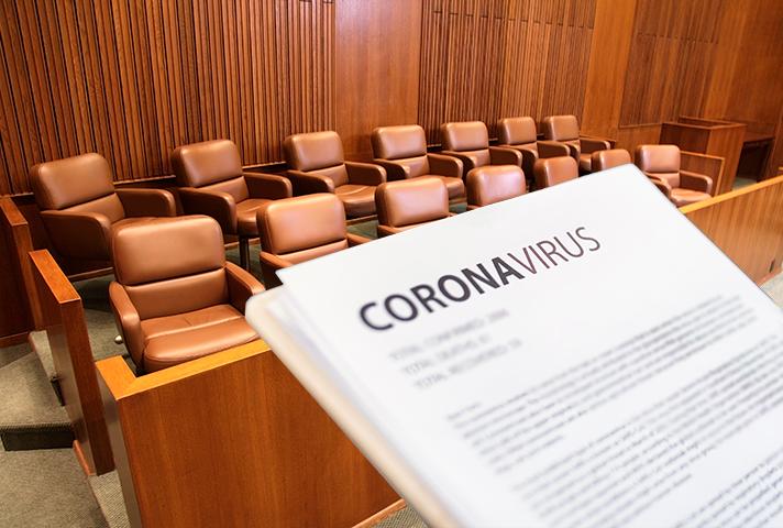 coronavirus trial