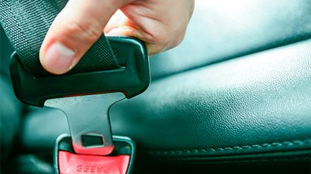 product liability defective seatbelt
